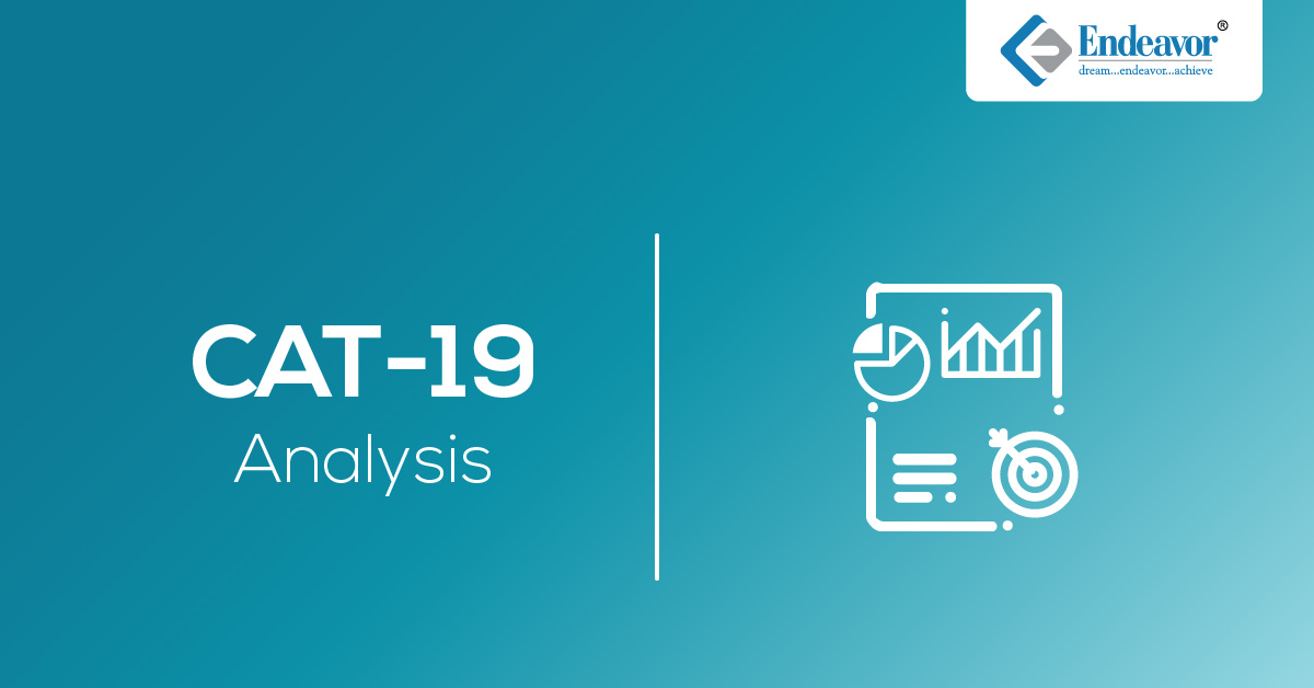 CAT 2019 Exam Analysis