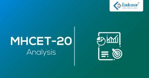 MHCET 2020 Exam Analysis