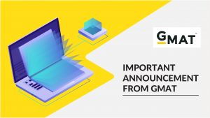 Important announcement from_GMAT