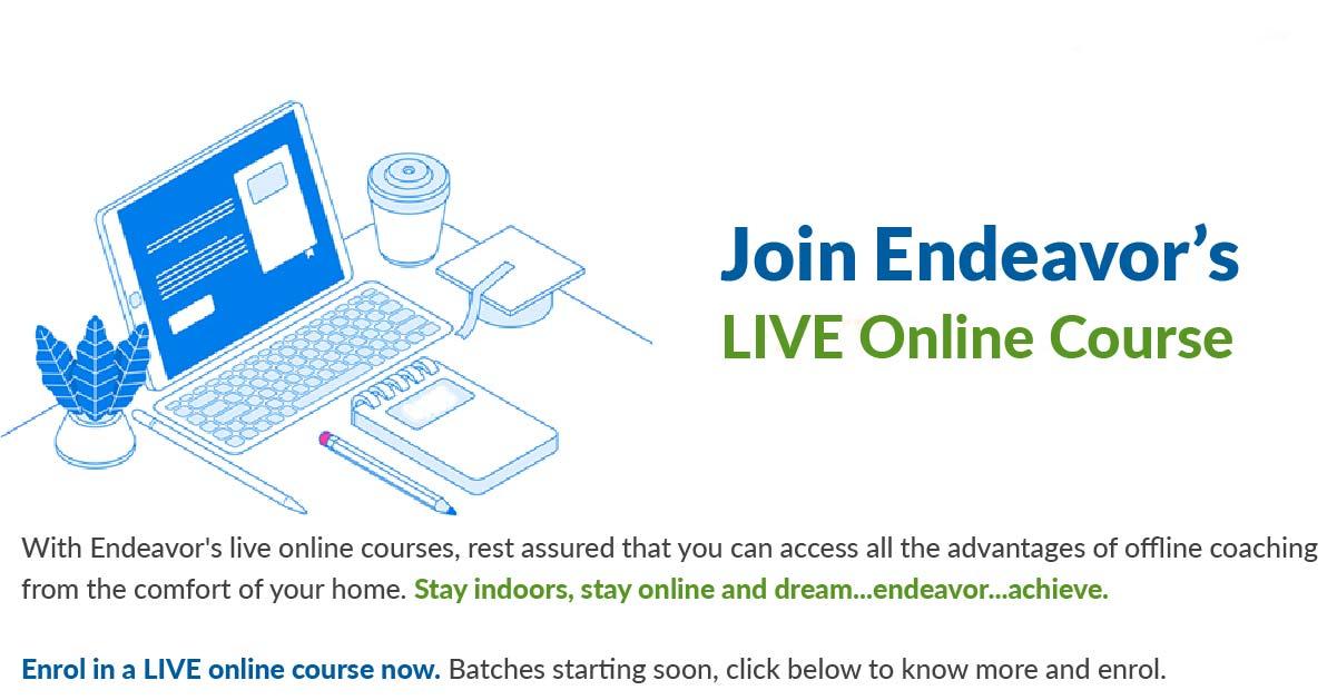 Endeavor Online Courses