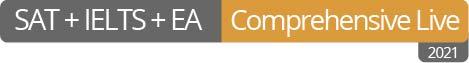 SAT+IELTS+EA 2021 Comprehensive Live