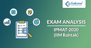 IPMAT 2020 Exam Analysis
