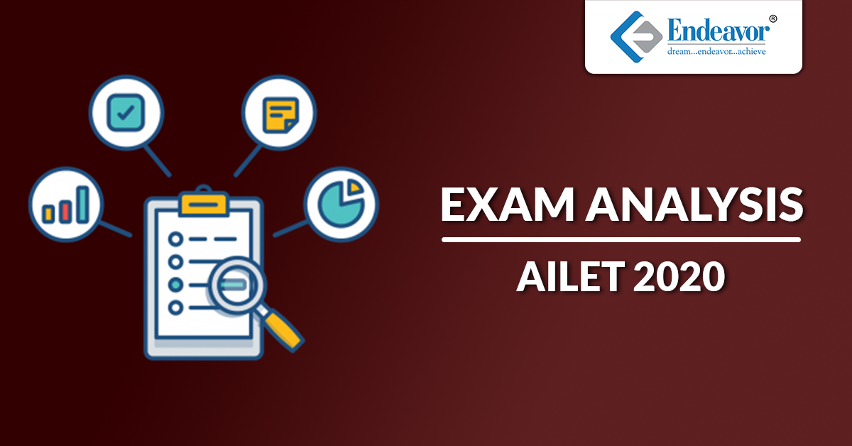 AILET 2020 Exam Analysis