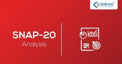 SNAP 2020 Exam Analysis, SNAP 2020 Analysis