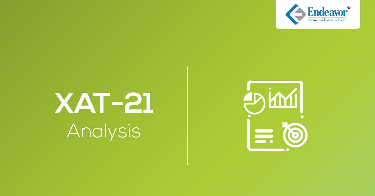 XAT 2021 Exam Analysis