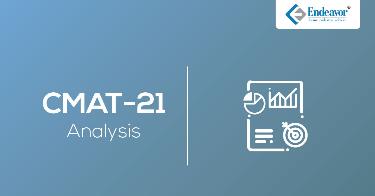 CMAT 2021 Exam Analysis