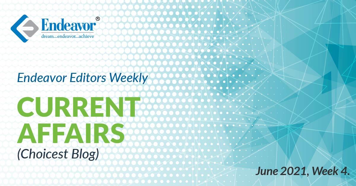 Endeavor Careers Choicest Blogs: June 2021, Week 04