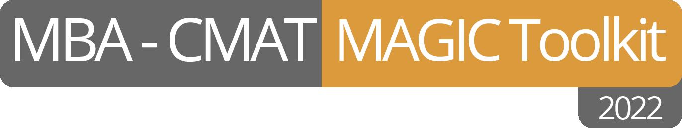 CMAT 2022, CMAT 2022 Magic Toolkit