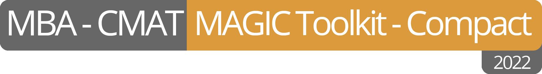 CMAT 2022, CMAT 2022 Magic Toolkit Compact