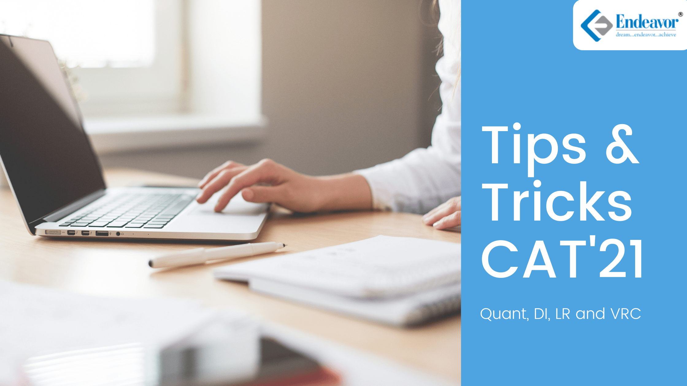 Tips and Tricks for CAT 2021